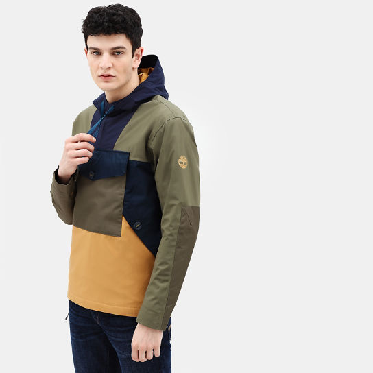 Ecoriginal Anorak voor Heren in mix van groentinten | Timberland