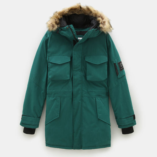 Nordic Edge Expedition Parka for Men in Green | Timberland