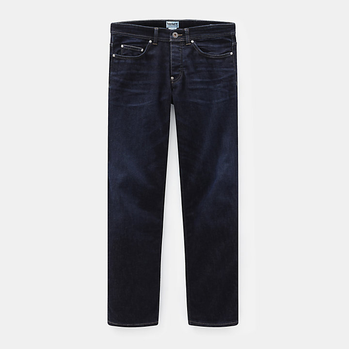 Heritage Stretch Jeans for Men in Indigo-