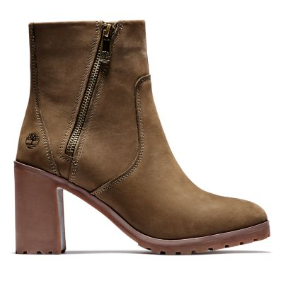 Allington+Ankle+Boot+voor+dames+in+grijs-beige