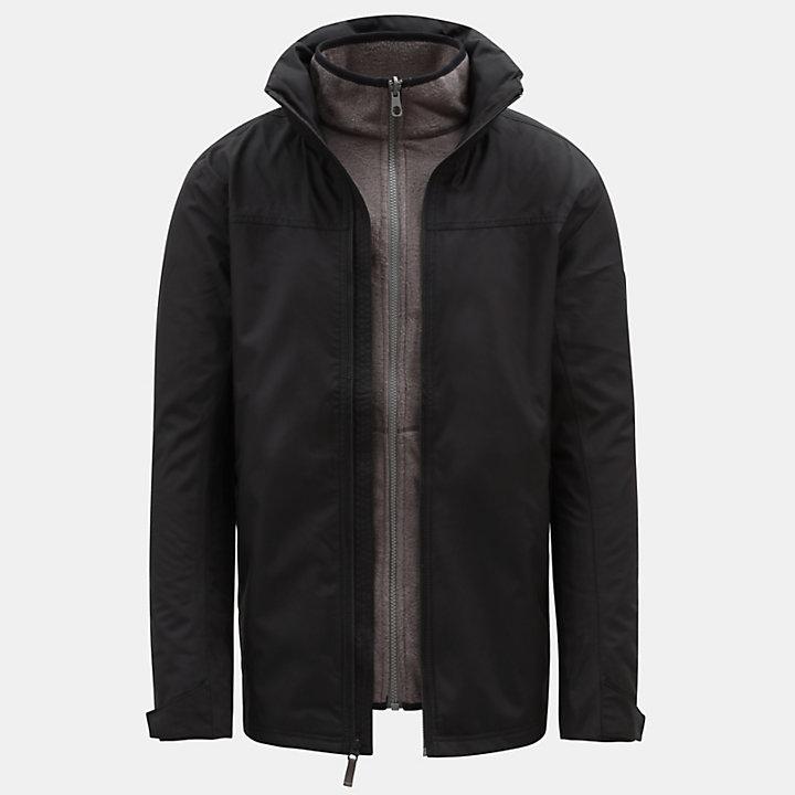 Giacca CLS da Uomo Mt Crescent in colore nero-