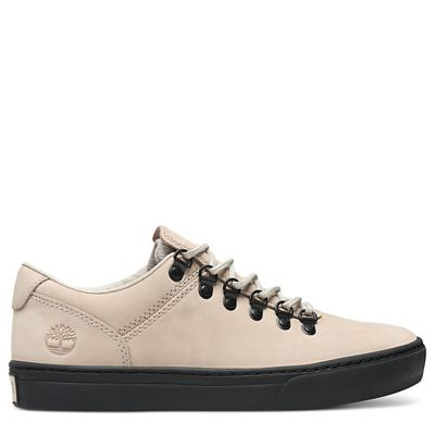Adventure+2.0+Cupsole+Sneaker+voor+Heren+in+Taupe