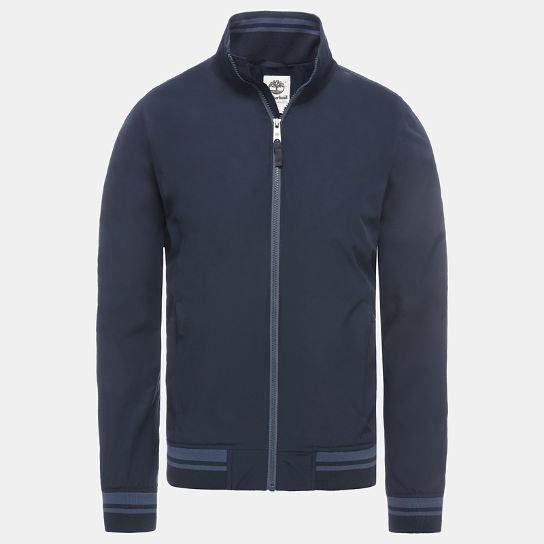 Sailor Bomber da Uomo Mt Franklin in blu marino | Timberland