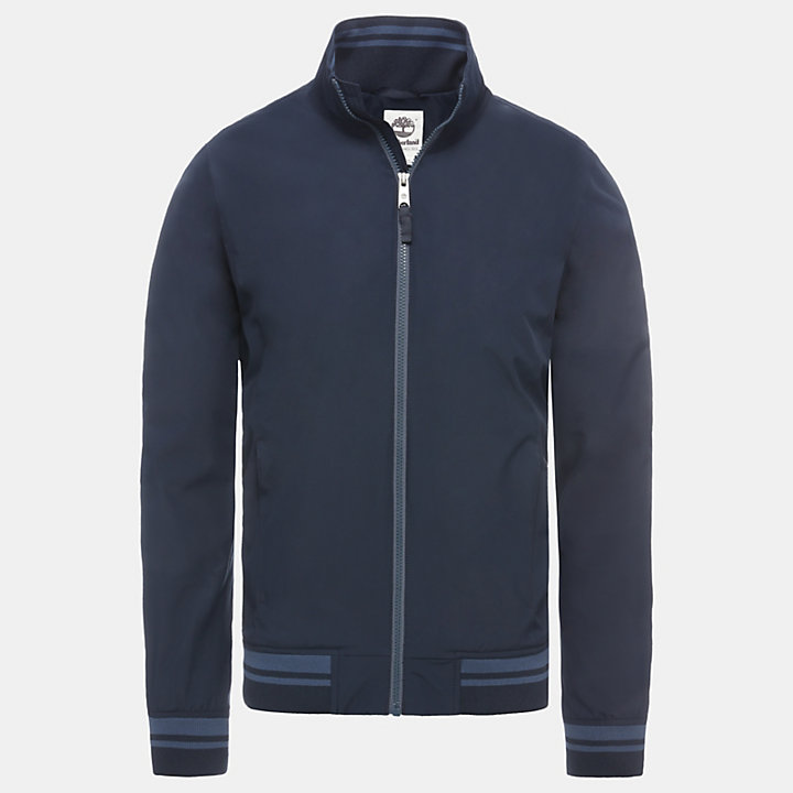 Sailor Bomber da Uomo Mt Franklin in blu marino-