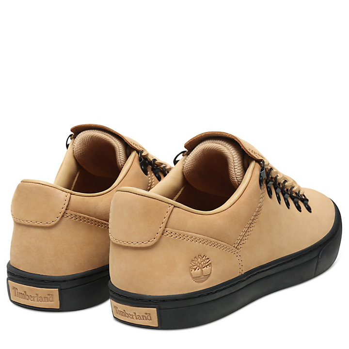Adventure 2.0 Cupsole Sneaker for Men in Beige-