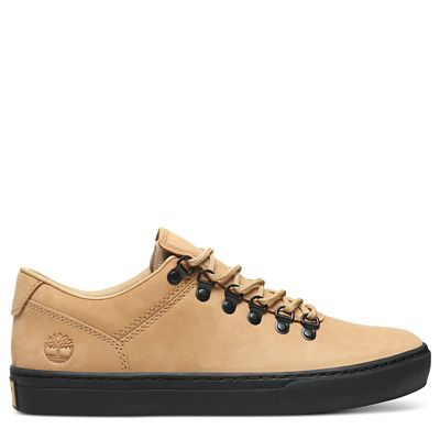 Adventure+2.0+Cupsole+Sneaker+voor+Heren+in+Beige