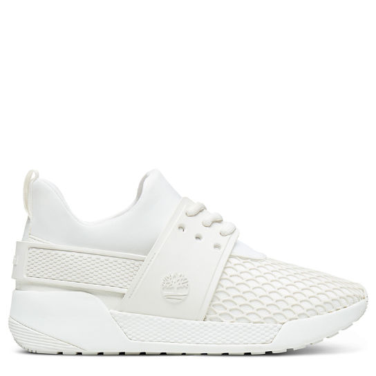 Kiri Up Pattern Sneaker for Women in White | Timberland