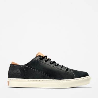 Adventure+2.0+Cupsole+Oxford+voor+Heren+in+zwart