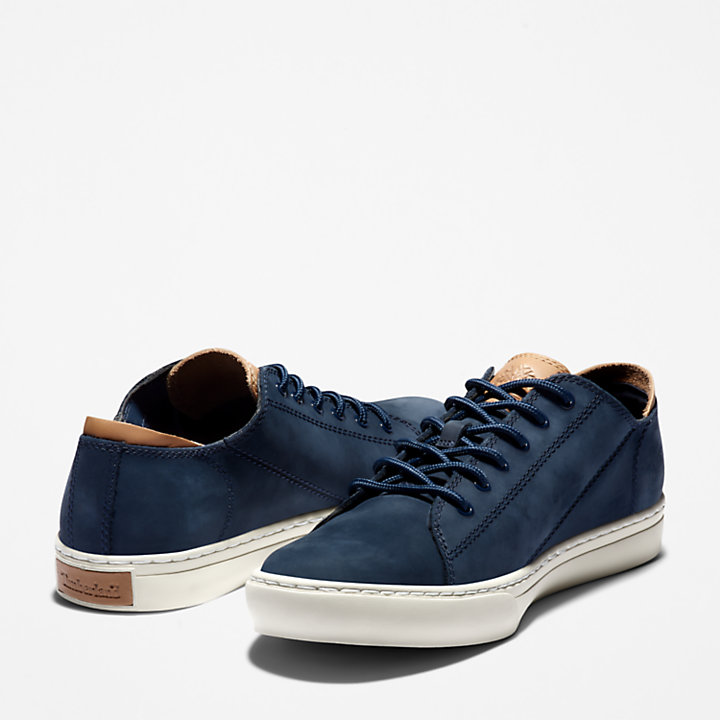 timberland adventure 2.0 cupsole oxford chaussures navy