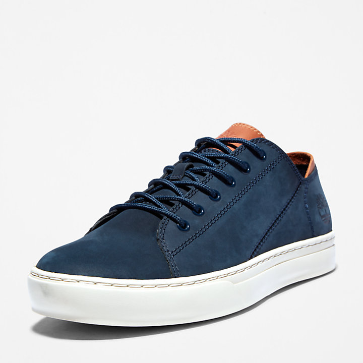 Adventure 2.0 Cupsole Oxford voor heren in marineblauw-