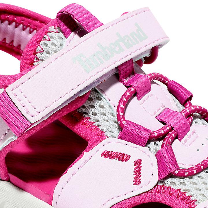 Perkins Row Fisherman-Sandale für Kleinkinder in Pink-