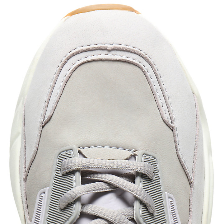 Delphiville Leather Sneaker for Women in Mauve-