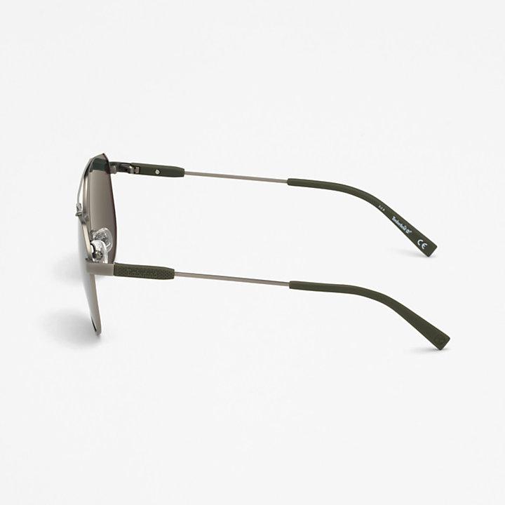 Timberland® Marcolin Aviator Zonnebril in grijs-