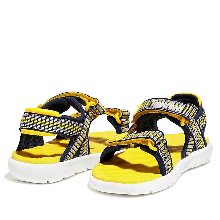 Sandale Perkins Row pour enfant en jaune-