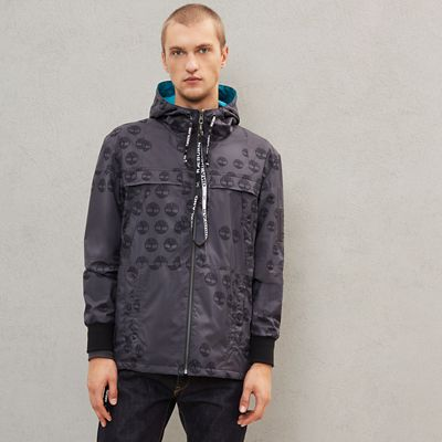Timberland%C2%AE+x+Raeburn+Reversible+Anorak+for+Men+in+Grey+Camo