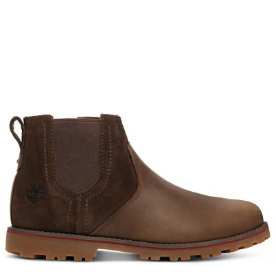 Honeybrook+Chelsea+Boot+for+Junior+in+Brown