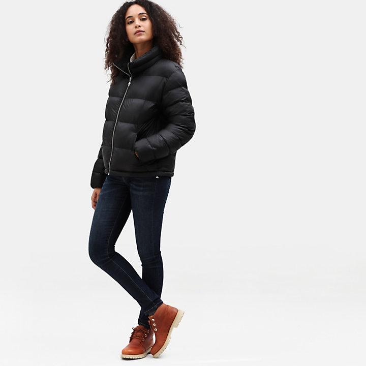Mount Rosebrook Jacke für Damen in Schwarz-