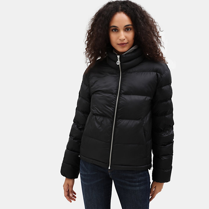 Mount Rosebrook Jacket for Women in Black-