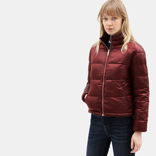 Mount Rosebrook Jacket for Women in Red | Timberland