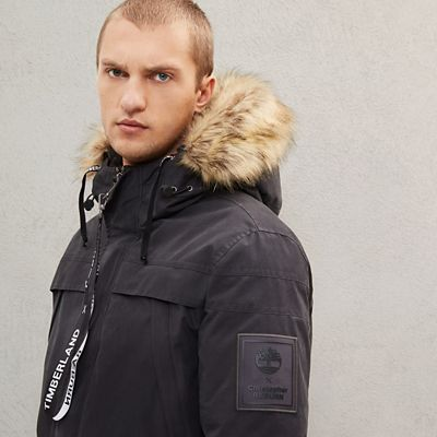 Timberland%C2%AE+x+Raeburn+Parka+for+Men+in+Grey