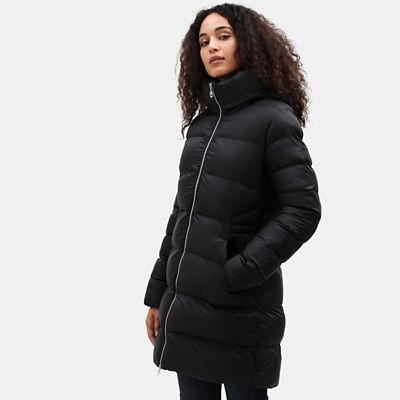Mount+Rosebrook+Quilted+Parka+for+Women+in+Black