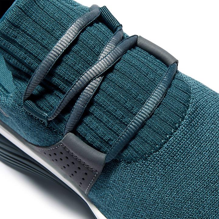 Emerald Bay Knit Sneaker voor Dames in groenblauw-
