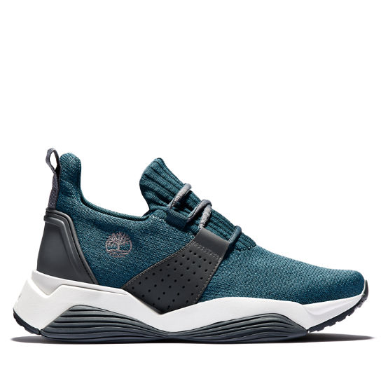 Emerald Bay Knit Sneaker for Women in Teal | Timberland