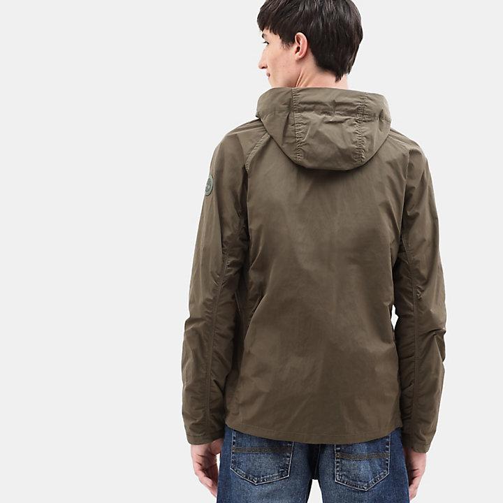 Gulf Peak Jacket for Men in Green-