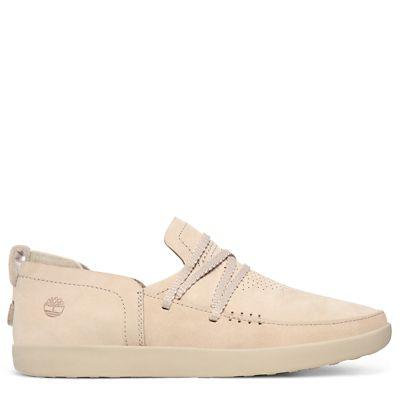 Project+Better+Boat+Shoe+for+Women+in+Taupe