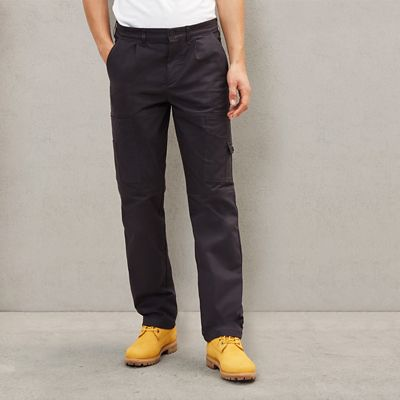 Timberland%C2%AE+x+Raeburn+Cargo+Trousers+for+Men+in+Grey