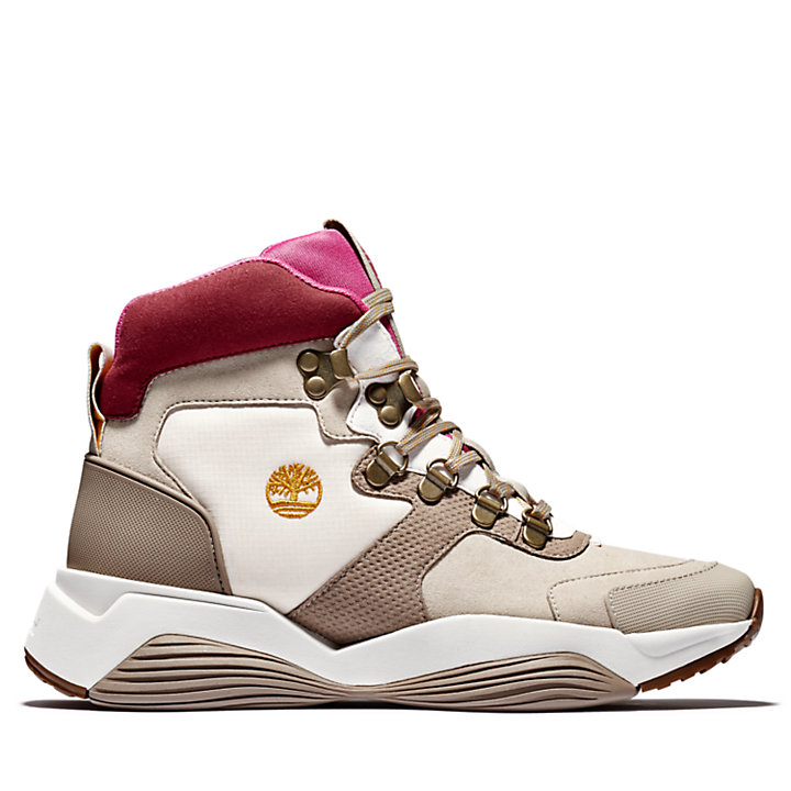 Emerald Bay High-Top Sneaker for Women in Beige-