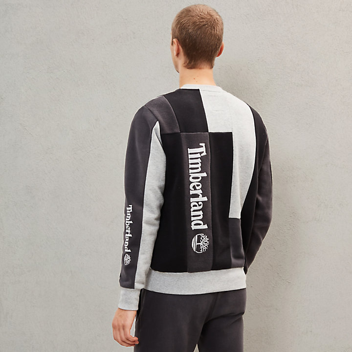 Timberland® x Raeburn Herren-Sweatshirt in Grau-