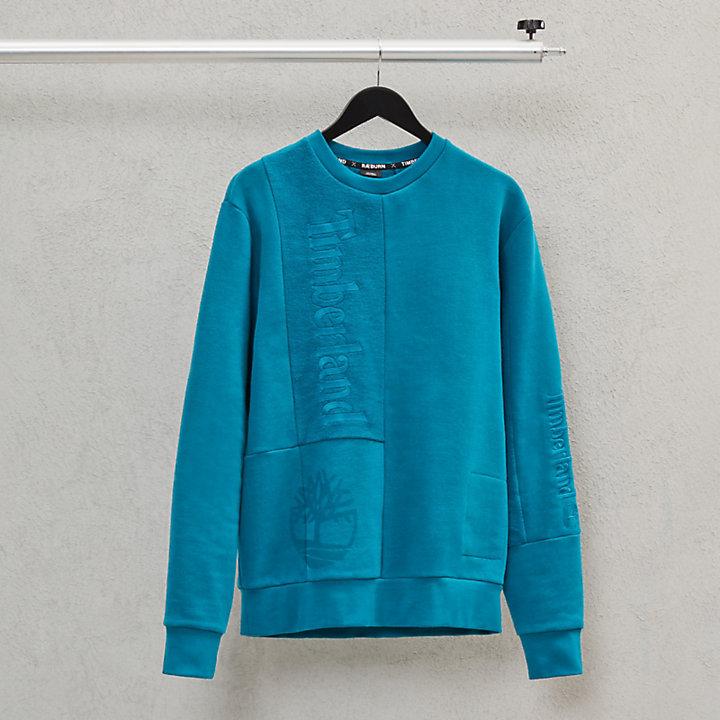 Timberland® x Raeburn Herren-Sweatshirt in Blau-