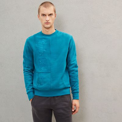 Timberland%C2%AE+x+Raeburn+Sweatshirt+for+Men+in+Blue