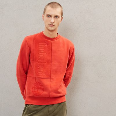 Timberland%C2%AE+x+Raeburn+Sweatshirt+for+Men+in+Red
