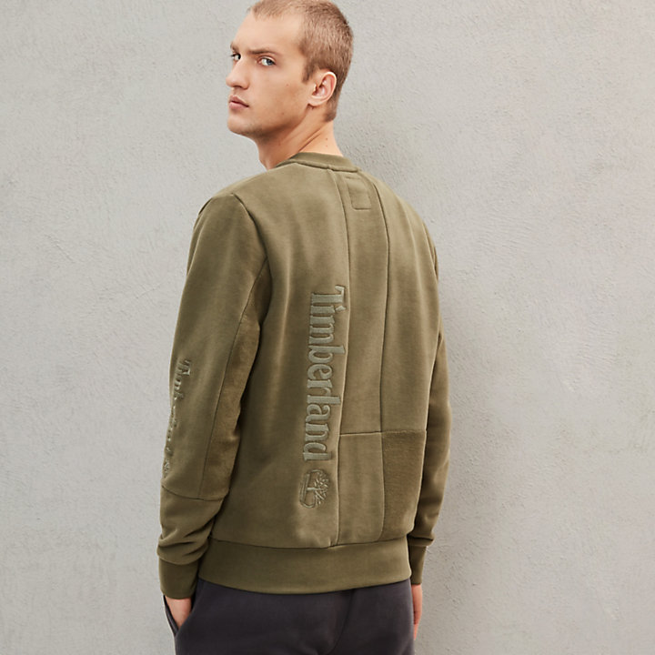 Timberland® x Raeburn Sweatshirt for Men in Green-