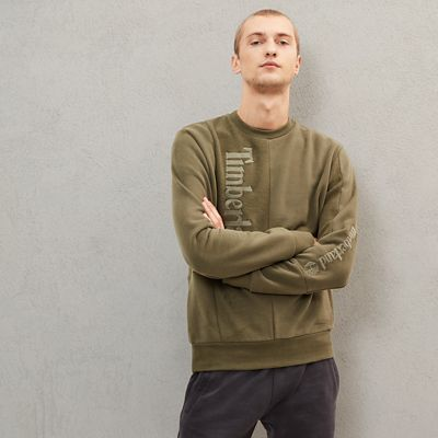 Timberland%C2%AE+x+Raeburn+Sweatshirt+for+Men+in+Green