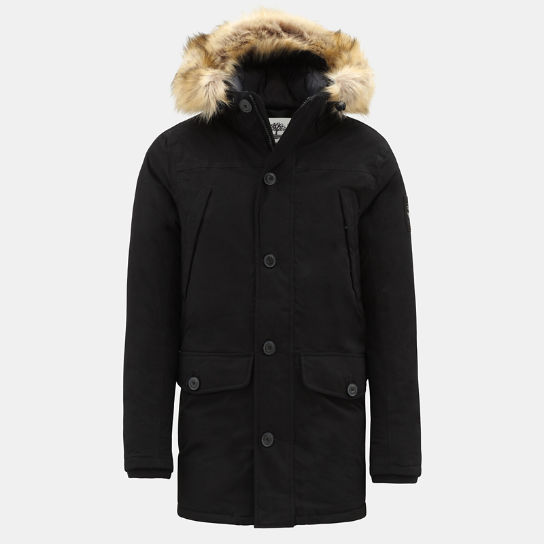 Boundary Peak Jacket for Men in Black | Timberland