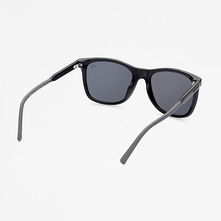 Timberland® Marcolin Square Sunglasses in Black-