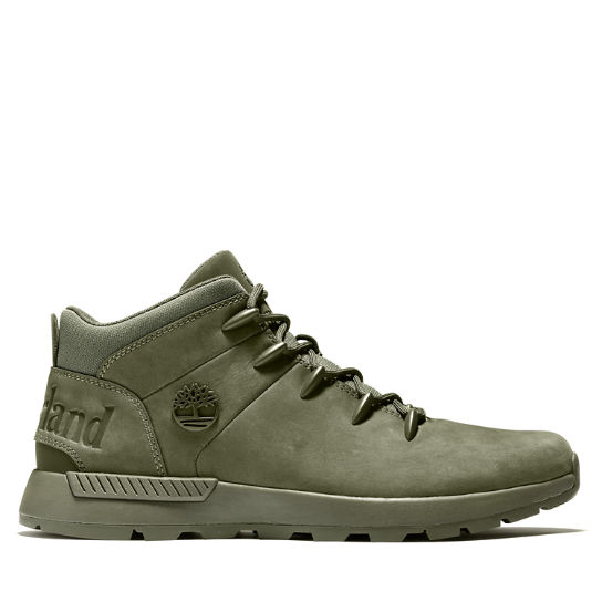 Euro Sprint Hiker for Men in Dark Green | Timberland