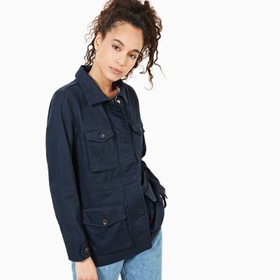 Field+Jacket+for+Women+in+Navy