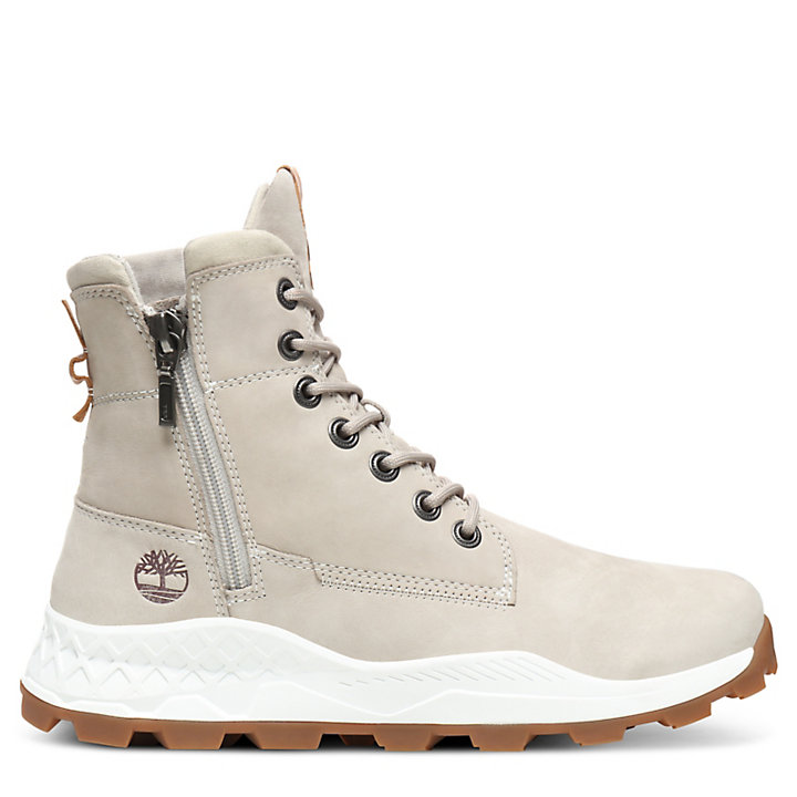 4d2565a9698 Brooklyn Side Zip Boot for Men in Beige