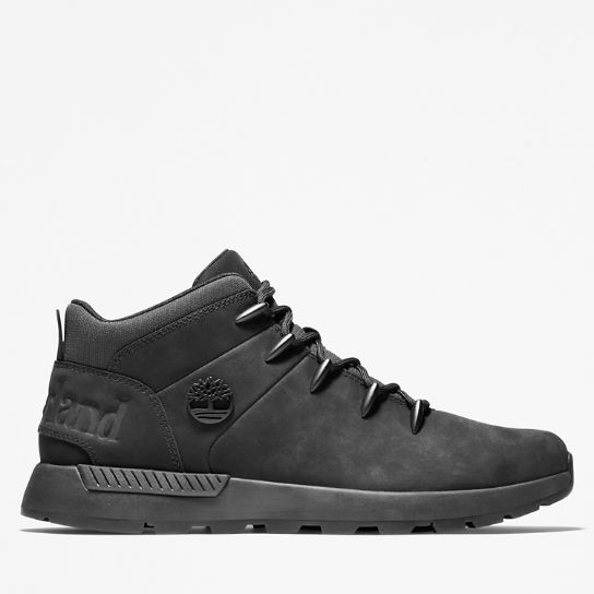 Sprint Trekker Mid Boot for Men in Black | Timberland