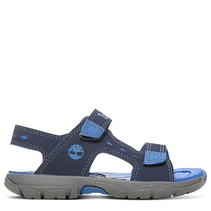 Moss Jump Sandale für Kleinkinder in Marineblau-