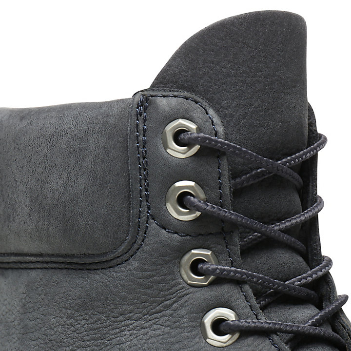 Premium 6 Inch Boot for Men in Dark Grey-