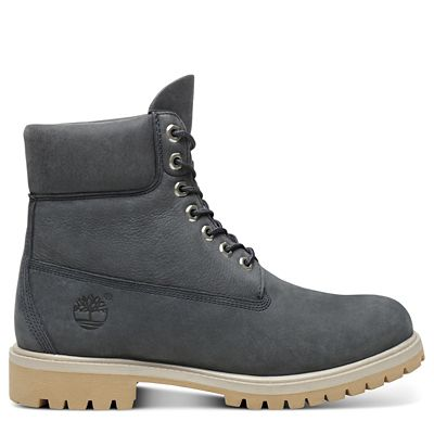 Premium+6+Inch+Boot+for+Men+in+Dark+Grey