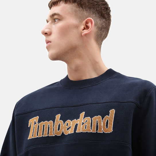 Connecticut River Sweatshirt for Men in Navy | Timberland