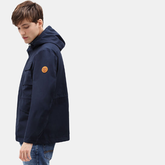 Mt Clay Waterproof Jacket for Men in Navy | Timberland
