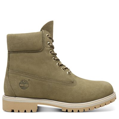 Premium+6+Inch+Boot+for+Men+in+Green