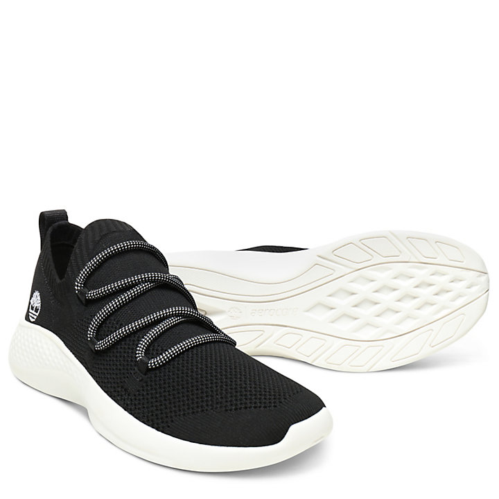 Flyroam Go Sneaker for Women in Black-